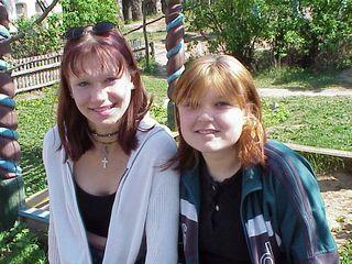 Lida and Sveta