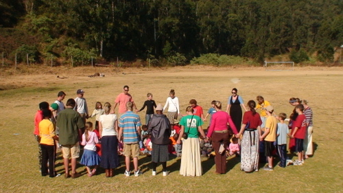 Prayer for the orphans of Swaziland